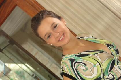 Jimena Orionte - Reina nacional del Maní