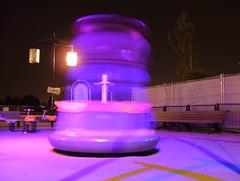 tourniquet (ptbso) Tags: night purple bordeaux violet games nuit quai urbain jeux aquitaine gironde fujis5000