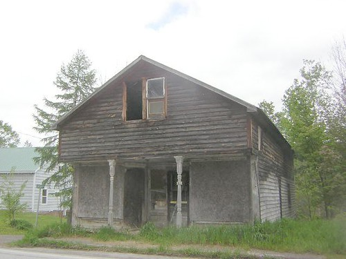 Old Store in Pleasant Brook, New York