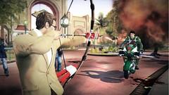 Dead Rising 2 archery