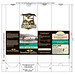 Bourbon Coffee Bag Labels 152