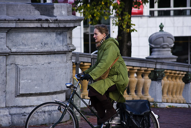 Amsterdam Cycle Chic - Graceful