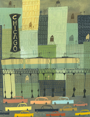Chicago / Matte Stephens