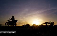 An Early Morning Ride. (venkatfotos) Tags: krishlikesit