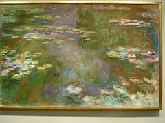 Claude Monet Water Lily Pond (pamelainob-Thank You to the 6 Million Visitors!) Tags: chicago waterlilies artinstitute claudemonet chicagoil artwor waterlilypond claudemonetwaterlilypond claudemonetwaterlilies