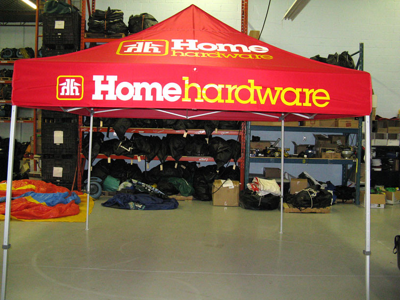 Home Hardware 10x10 Shelter