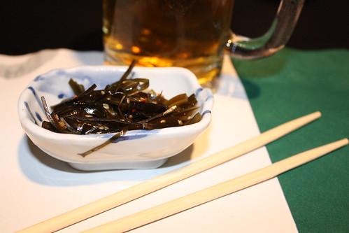 seaweed appetizer