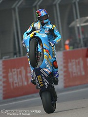 Hopkins Hopping_Shanghai motorcycle race (MotorcycleUSA) Tags: motorcycles racing motorcycle sportbike suzuki motogp hopkins rizla racer superbike motorcycleracer motorcyclereviews motorcycleusacom onlinemotorcyclemagazine