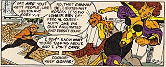 Morass in Dreadstar