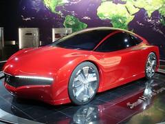 Honda concept car (I) (Zouave) Tags: de salo automobil