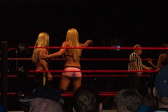 Beth Phoenix and Torrie Wilson (kidkarysma) Tags: phoenix beth wrestling center toyota pro wilson wwe wwf kennewick torrie