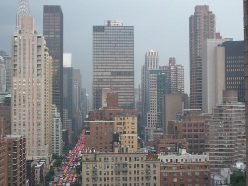 La tercera avenida de NY desde la calle 33