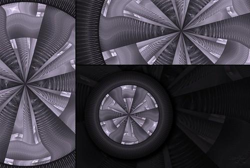 Escher's Desk