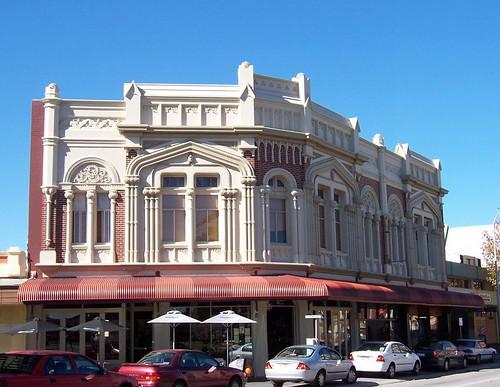 Cantonment Street Fremantle