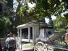 100_2049 (sugarsharrk) Tags: california summer scary disneyland coffin hearse 2007