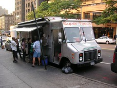 street tacos, 96 and broadway, street food, mexican street tacos, carnitas tacos, upper west side ny