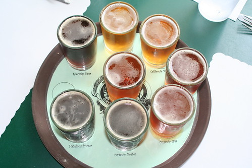 Eel River Brewing - The Tasters