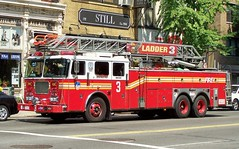 FDNY - Ladder 3 (tom_hoboken) Tags: nyc truck manhattan firetruck ladder fdny firedepartment seagrave cityofnewyork newyorkciy ladder3