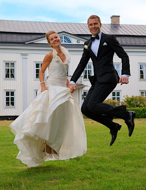 Jumping Johanna and Martin