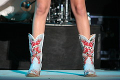 Taylor Swift ~ Famous Boots (minds-eye) Tags: music guitar country bands taylor western swift concerts taylorswift countrymusicawards