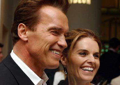 Schwarzenegger vor Terminator-3-Premiere