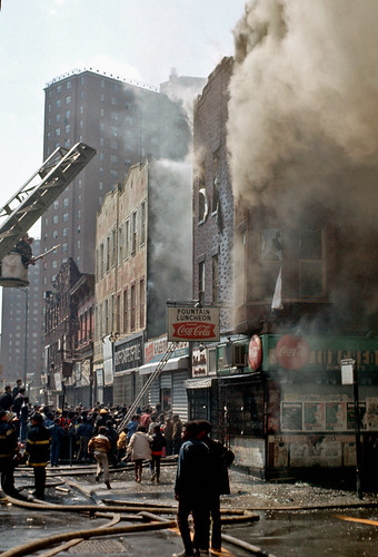 FDNY Brooklyn Rioting (2) by paulv2c.