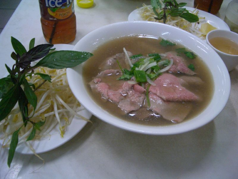 Pho at Mekong