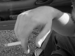 Mano (Mushroom City Rocker) Tags: sigarette