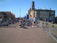 Hartlepool Marina Triathlon - Slow Ride