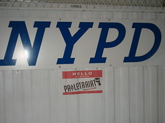 NYPD Station