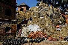 Pot14 (TaffySmith Photography) Tags: nepal hindu potters bhaktapur tonysmith taffysmith