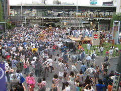 Jiyugaoka Crowd