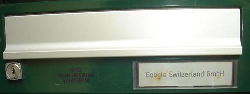 Google Briefkasten