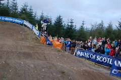 UCIFtBill4X08 (wunnspeed) Tags: scotland europe mountainbike worldcup fortwilliam uci 4x