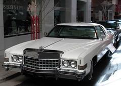 1973 Cadillac Eldorado Coupe (brewbooks) Tags: auto car museum automobile nevada elvis cadillac eldorado reno coupe 1973 elvispresley nationalautomobilemuseum 1973cadillaceldoradocoupe theharrahcollection i091607
