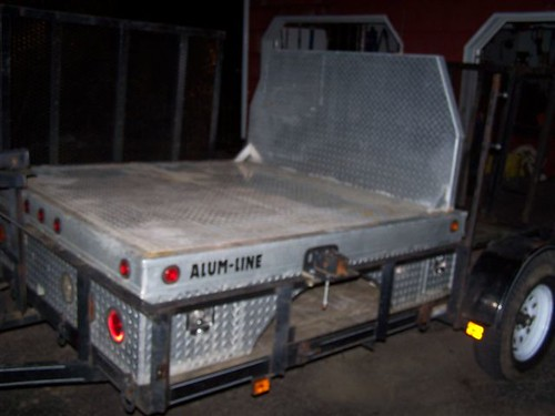 Aluminum Flat Beds for Pickup Trucks