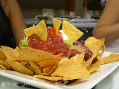 nachos at Lord Roberts