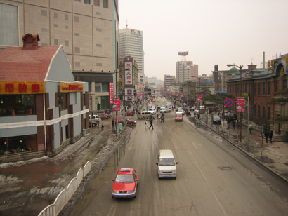 Traffic, China 01