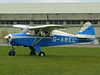 G-AREL (QSY on-route) Tags: kemble garel egbp gvfwe greatvintageflyingweekend 09052010