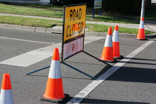 Day 172 - Road Closed