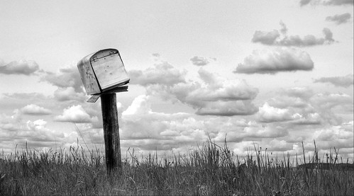 Lonely Mailbox