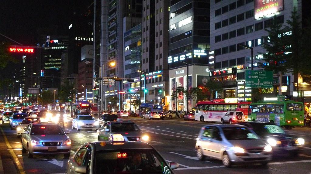 Gangnam Evening