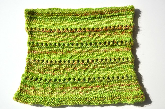 bright green cowl