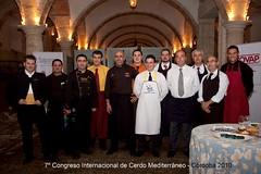 085 Equipo de loncheadores 4 (Organizing Commitee) Tags: congreso iberico porcino