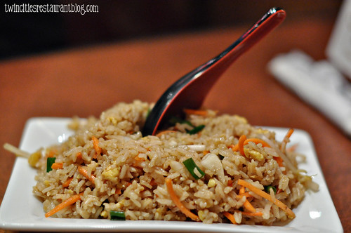 Fried Rice at bd's Mongolian Grill ~ Burnsville, MN