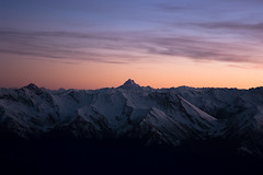 Cottian and Graian Alps (a galaxy far, far away...) Tags: sunset sky mountain alps nature mystery montagne alpes landscape evening zonsondergang tramonto sonnenuntergang pentax outdoor dusk hiking atmosphere cielo zen mysterious alpen alpi montagna ocaso  coucherdesoleil  solnedgang solnedgng massif otherworldly alpinism  mysticism monviso naturesfinest rocciamelone supershot eveningshot alpigraie highmountain alpicozie graianalps platinumphoto anawesomeshot impressedbeauty flickrdiamond monteviso cdasti rochemelon orsierarocciavr pentaxk20d cottianalps robertobertero