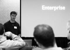 Don discusses enterprise support