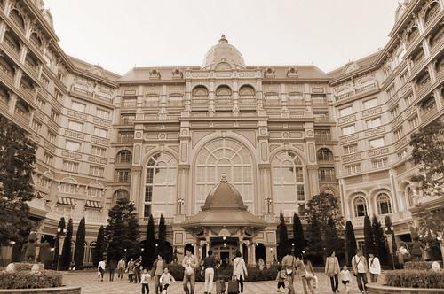 Back In Time - Tokyo Disneyland Hotel