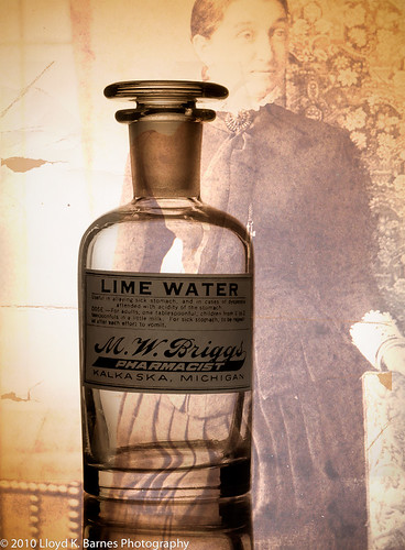 Medicinal Uses of Lime Water