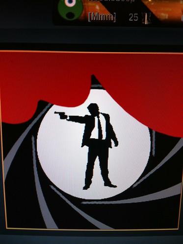 Black Ops Emblem - 007 by Sam*Elsden